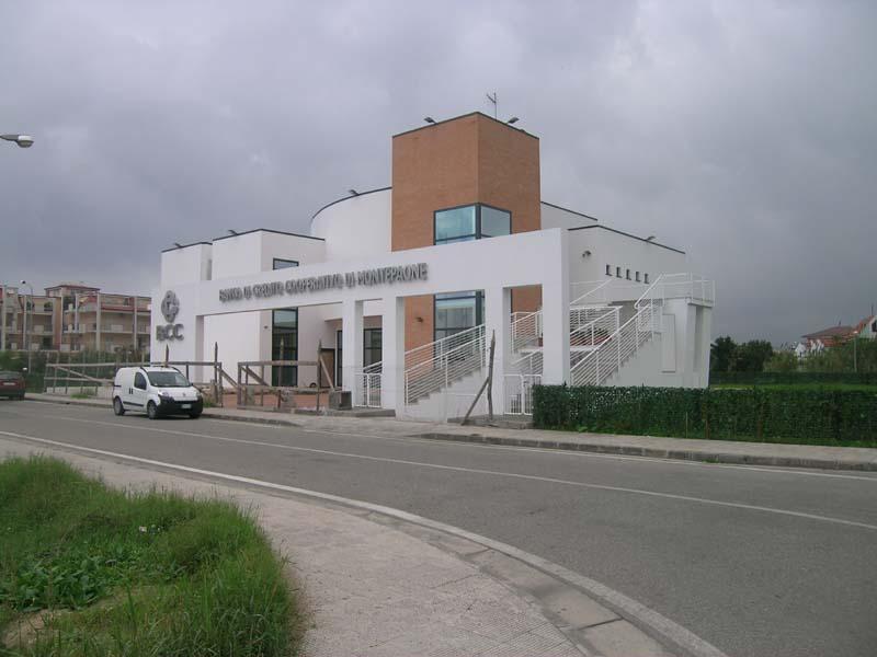 Banca Credito Banca Credito Cooperativo Di Montepaone