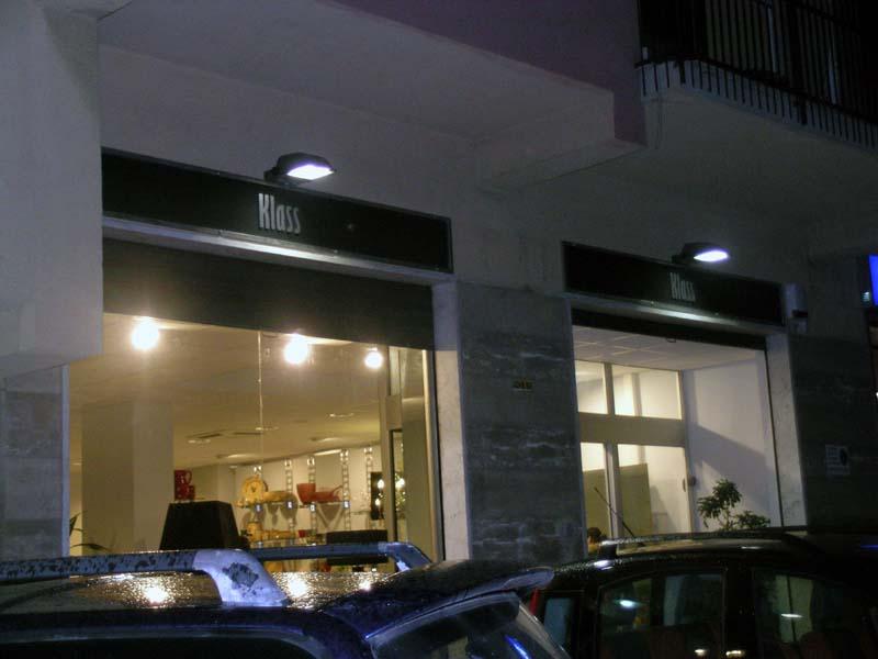 Illuminazione vetrine negozi fasano l importanza dell